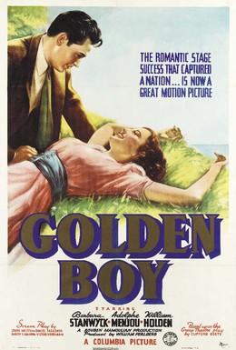 Постер фильма Золотой мальчик (1939)