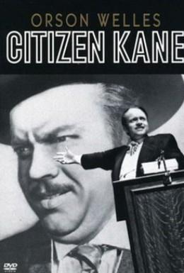 Постер фильма Гражданин Кейн (1941)