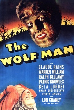 Постер фильма Человек-волк (1941)
