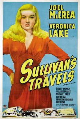 Постер фильма Странствия Салливана (1941)