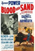 Кровь и песок (1941)