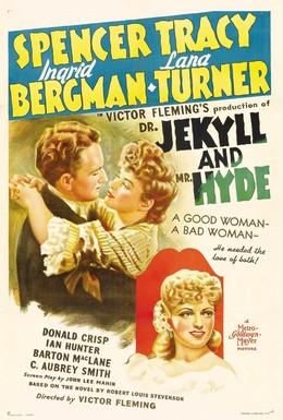 Постер фильма Доктор Джекилл и мистер Хайд (1941)