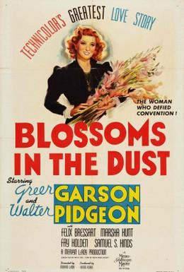 Постер фильма Цветы в пыли (1941)