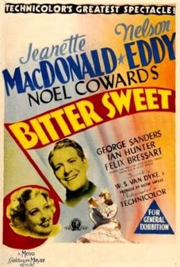 Постер фильма Горькая сладость (1940)