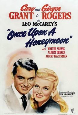 Постер фильма Однажды в медовый месяц (1942)