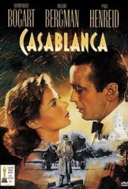 Постер фильма Касабланка (1942)