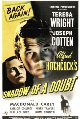 Постер фильма Тень сомнения (1943)