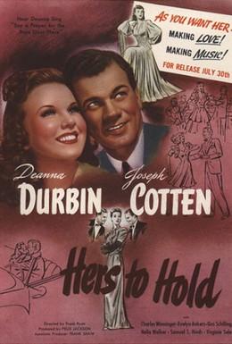 Постер фильма То, что она не отдаст (1943)