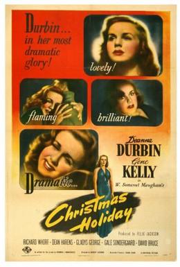 Постер фильма Рождественские каникулы (1944)