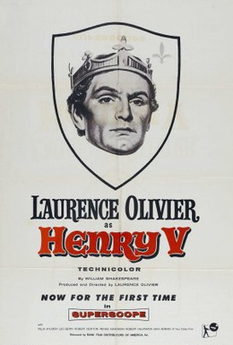 Постер фильма Король Генрих V (1944)