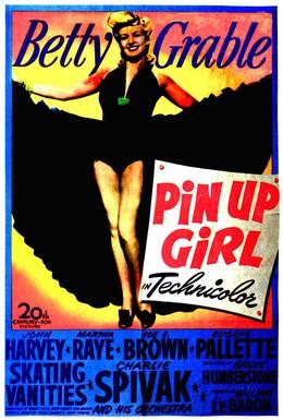 Постер фильма Девушка с обложки (1944)