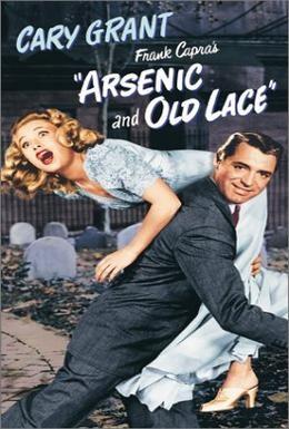 Постер фильма Мышьяк и старые кружева (1944)