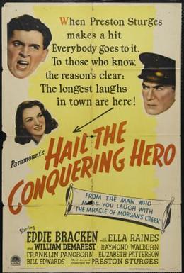 Постер фильма Слава герою-победителю (1944)
