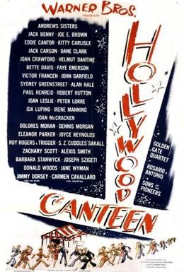 Постер фильма Голливудская лавка для войск (1944)