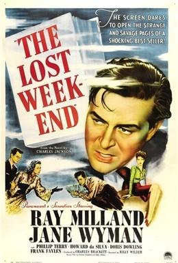 Постер фильма Потерянный уик-энд (1945)