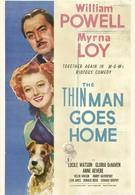Тонкий человек едет домой (1945)