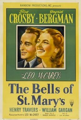 Постер фильма Колокола Святой Марии (1945)