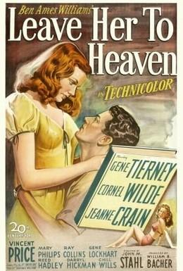 Постер фильма Бог ей судья (1945)