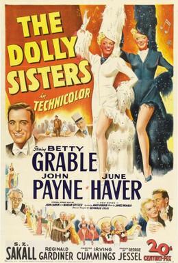 Постер фильма Сестрички Долли (1945)