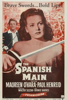 Постер фильма Испанские морские владения (1945)