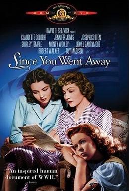Постер фильма С тех пор как вы ушли (1944)