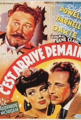 Постер фильма Это случилось завтра (1944)