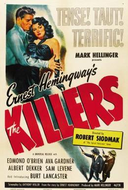Постер фильма Убийцы (1946)