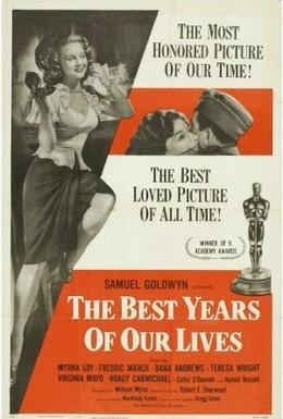 Постер фильма Лучшие годы нашей жизни (1946)