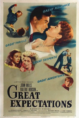 Постер фильма Большие надежды (1946)