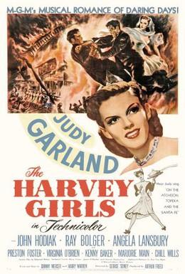 Постер фильма Девушки Харви (1946)