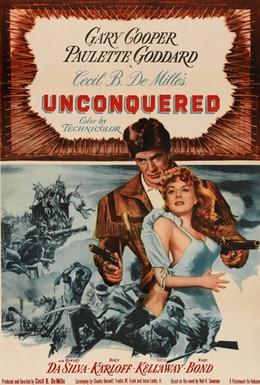 Постер фильма Непобежденный (1947)