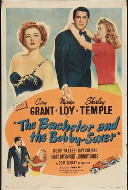 Постер фильма Холостяк и девчонка (1947)