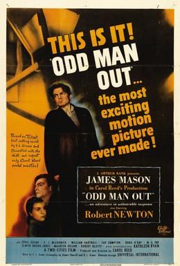 Постер фильма Выбывший из игры (1947)