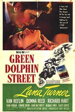 Постер фильма Улица Грин Долфин (1947)