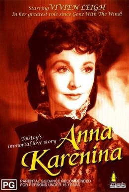 Постер фильма Анна Каренина (1948)
