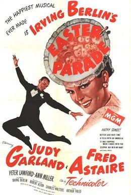 Постер фильма Пасхальный парад (1948)