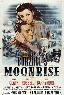 Постер фильма Восход луны (1948)