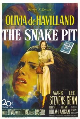 Постер фильма Змеиная яма (1948)