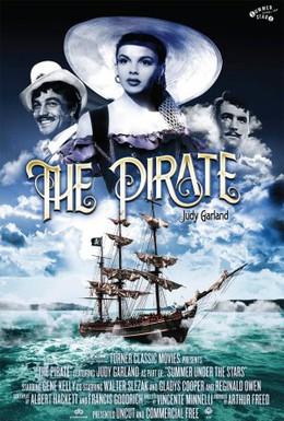 Постер фильма Пират (1948)