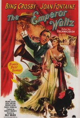 Постер фильма Императорский вальс (1948)