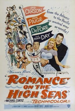 Постер фильма Роман в открытом море (1948)