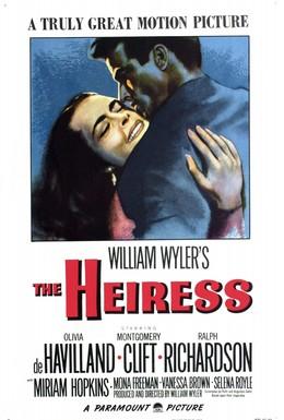 Постер фильма Наследница (1949)