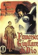 Франциск, менестрель Божий (1950)