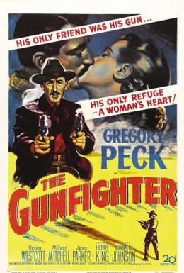 Постер фильма Стрелок (1950)