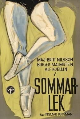Постер фильма Летняя игра (1951)