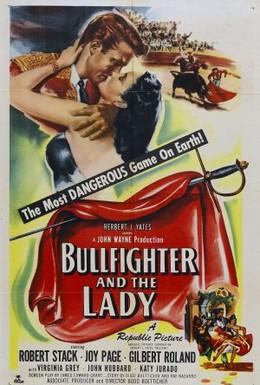Постер фильма Тореадор и Леди (1951)