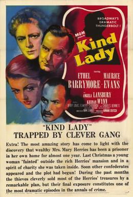 Постер фильма Добрая леди (1951)