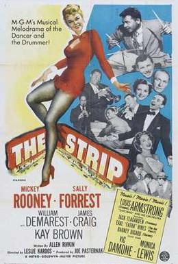 Постер фильма Стрип (1951)