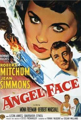 Постер фильма Ангельское лицо (1953)