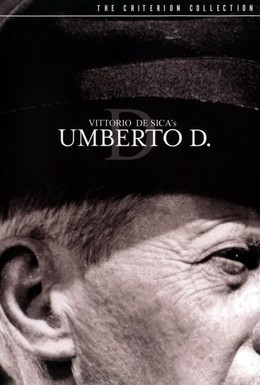 Постер фильма Умберто Д (1952)